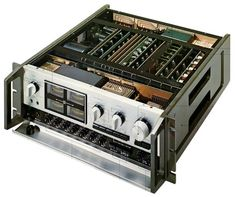 Victor Laboratory JP-V1000 Pre-Amp - 1975