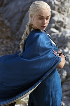 """""""I've been bingeing on Game of Thrones, so I'm dying for it to come back on the air this spring.""""     - HarpersBAZAAR.com"""