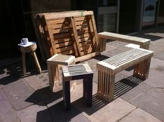 The Pallet Project! In Clerkenwell