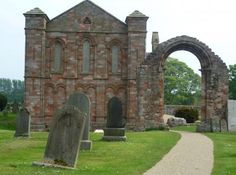 Coldingham, Coldingham Priory (church of Scotland) Including Transept Arch, Former Hearse House and Coldingham Scottish Borders