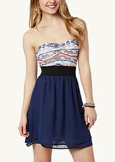 Belted Tube Maxi Dress | Dresses | rue21