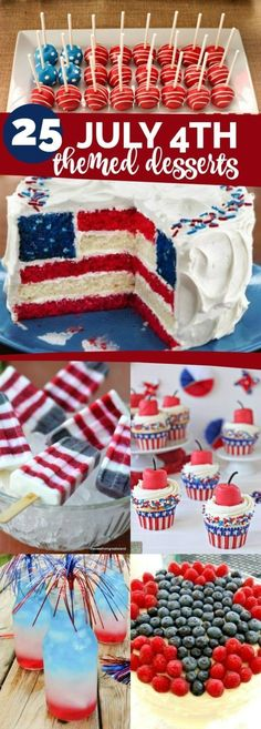 Fourth of July is right around the corner. Hopefully, you can make a few of these treats. Painting With a Twist Lodo would love to know how you'll be celebrating.