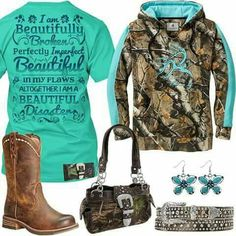 I Am A Beautiful Disaster Legendary Whitetails Hoodie Outfit - Real Country Ladies Country Girl Look, Country Life, Under Armour Sweatshirts, Camo Purse, Camo Outfits, Beautiful Disaster, White Tail, Blue Camo, Hoodie Outfit