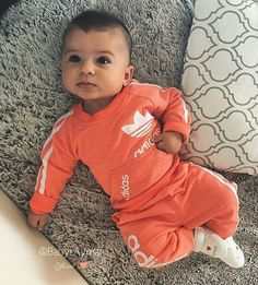 66 Ideas for baby outfits adidas Baby Outfits, Kids Outfits, Summer Outfits, Cute Kids, Cute Babies, Baby Kids, Mom Baby, Baby Boy Fashion, Fashion Kids