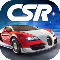 CSR Racing by NaturalMotion