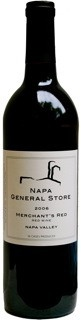 "Napa General Store ""Merchant's Red"" Wine 2006"