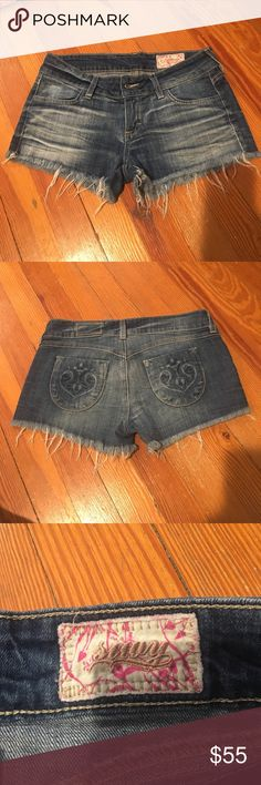 Siwy shorts 26 Gently used, excellent condition Siwy Shorts