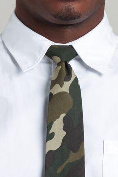 Fabric Interest Necktie - Goodale - Suiting Essentials : JackThreads