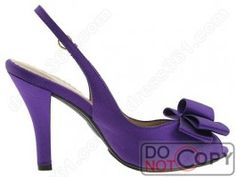 Purple shoes....wedding, party,,, EVERYDAY!!