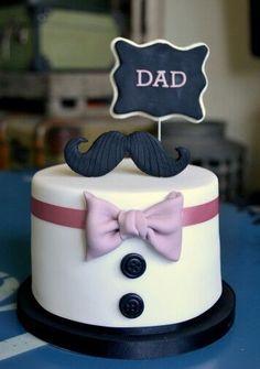 Birthday Cakes For Men, Birthday Cake For Father, Happy Fathers Day Cake, Fathers Day Cupcakes, Beautiful Birthday Cakes, 50th Birthday, Birthday Sayings, Birthday Images, Birthday Greetings