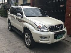 For Sale 2006 Toyota Land Cruiser Prado VX Automatic Transmission Gasoline click link for Price and other details https://www.autotrade.com.ph/carsforsale/2004-toyota-land-cruiser-prado-vx-automatic-transmission-gasoline/