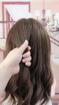hairstyles for long hair videos Hairstyles Tutorials Compilation 2019 Part 154 hair styles for kids girls - Hair Style Girl Hairstyles For School, Pretty Hairstyles, Girl Hairstyles, Braided Hairstyles, Hairstyles Videos, Saree Hairstyles, Long Hair Video, Girl Short Hair, Hair Girls