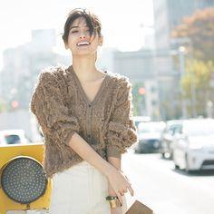 【楽天市場】01月11日 午前10:00 新発売【Fringe knit cardigan】レディース フリンジ カーディガン:nostalgia