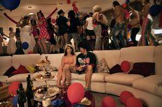 """Una scena divertente del film di Davide Marengo """" Un Fidanzato per mia moglie """".#film"""