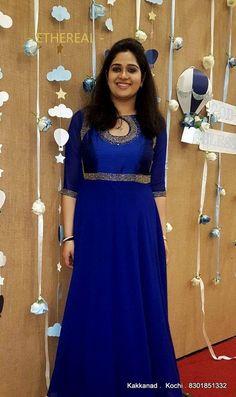Dress Neck Designs, Bridal Blouse Designs, Designer Gowns, Indian Designer Wear, Gown Party Wear, Kurta Neck Design, Indian Gowns Dresses, Frock Dress, Kurti Designs Party Wear
