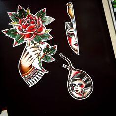 Something new #saketattoocrew #kimsaketattoocrew #kimstc #traditionaltattooflash #tr_tattooflash #tattooflash #classictattooink #tradworkerssubmission #oldlines #traditionaltattoos #radtattoos #tradtattoo #traditionaltattoo #inkedmag #besttradtattoos #topclasstattooing #tattoodesign #boldwillhold #real_traditional_tattoos #traditionalsub #trflash #flashworkers #flashtopclass #skinartmag #underground_tattooers #tattooworkers #bright_and_bold #tattoosandflash