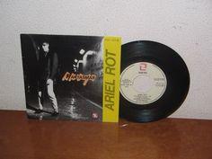 Ariel Rot (Tequila)  7´´ Mega Rare Vintage Promo Spain 1984