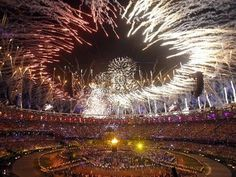 London Olympics 2012: Opening Ceremony