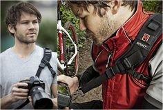 SPORT STRAP | BY BLACKRAPID - The BlackRapid Sport Strap is a camera strap for the active photographer. It features an ergonomic fit and an under arm safety tether keeping your camera close during your most extreme adventures, allowing you to hold and keep an SLR camera and lens steady in strenuous shooting situations.