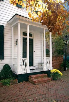 Colonial Architecture in Alexandria, Virginia - Old-House Online