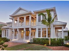 Low Country Plan with 5654 Square Feet and 5 Bedrooms from Dream Home Source | House Plan Code DHSW077804