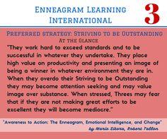 Enneagram Type 3 #Certification #Enneagram