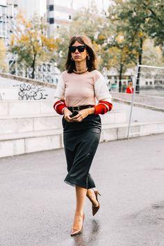 Street Style #PFW / Día 5