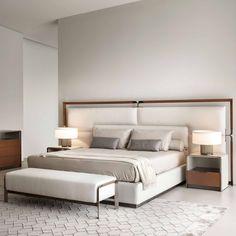 Rugiano is an italian manufacturer of luxury furniture Master Bedroom Interior, Bedroom Closet Design, Bedroom Furniture Design, Home Room Design, Bed Furniture, Diy Bedroom, Master Bedrooms, Teen Bedroom, Bedroom Ideas