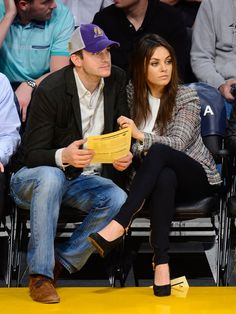 On the Bench: The Coolest Courtside Outfits