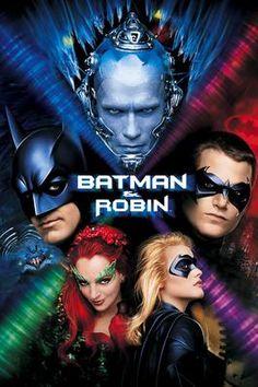 Batman et Robin streaming et téléchargement VOD   Nolim Films