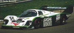 Monza 1000 Kilometres 1984 55 - Porsche 956 #110 - Skoal Bandit Porsche Team
