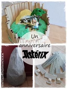 Asterix E Obelix, Childrens Party, Diy Costumes, Party Themes, Party Ideas, Diy For Kids, First Birthdays, Barbie, Birthday Parties