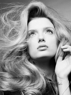 Lily Donaldson. Inspiration for the character Ellie B. in Model Under Cover. #modelundercover