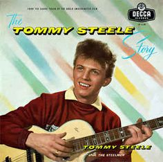 Tommy Steele And The Steelmen - The Tommy Steele Story (Vinyl, LP) at Discogs