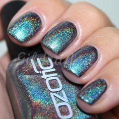GildedNails: Ozotic Mish Mash #532 (pic heavy!)
