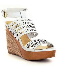 Lauren Ralph Lauren Georgina Wedge Sandals