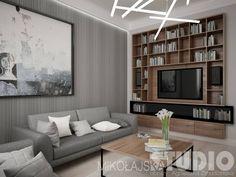 ekskluzywny apartament: styl , w kategorii Salon zaprojektowany przez MIKOŁAJSKAstudio