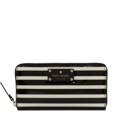 wallets for women, designer wallets - kate spade new york Women's Designer Wallets, Designer Handbags, Cute Wallets, Women's Wallets, Vogue, Wallets For Women Leather, Coin Purse Wallet, Amai, Kate Spade Wallet
