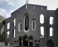 Gio Ponti, 1964, Chiesa di San Francesco d'Assisi al Fopponino