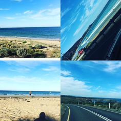 What a day  #roadtrip #apollobay #torquay #greatoceanroad #longday #beach #pretty #view #warrnambool #destination #sunny #perfect #home by oliviajacobs24