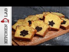 Κέικ βανίλιας με σχέδια Επ.26 | Kitchen Lab TV - YouTube