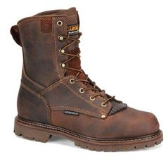 "Carolina Men's 8"" Waterproof Work Boots"