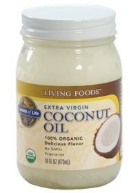 Coconut Oil - Buy Extra Virgin Coconut Oil  I use this for all over the body as well as in the kitchen. LOVE IT!
