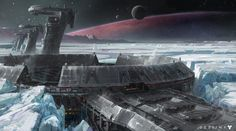 Dive into the mazing art of Dorje Bellbrook, Bungie concept artist, featuring a selection of concept art made for Destiny. You can browse our full Destiny Bungie Destiny, Destiny Game, Destiny Ships, Destiny Xbox, Sci Fi Environment, Environment Design, Interstellar, Arte Alien, Concept Art World