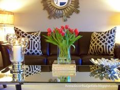 Coffee Table Decor Design Ideas, Pictures, Remodel, and Decor - page 18