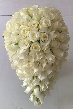 the flower family teardrop bouquets on pinterest