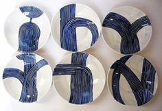 plates by John Newdigate of South Africa