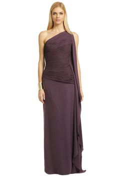 Colosseum Gown    Repin your favorite HALSTON Heritage style for a chance to win a FREE rental of that dress!