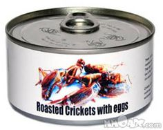 Canned Food Around The World - WTF? | The Travel Tart Blog