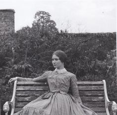 Mia W as Jane Eyre.  I think I'm going to be Jane Eyre for Halloween :)
